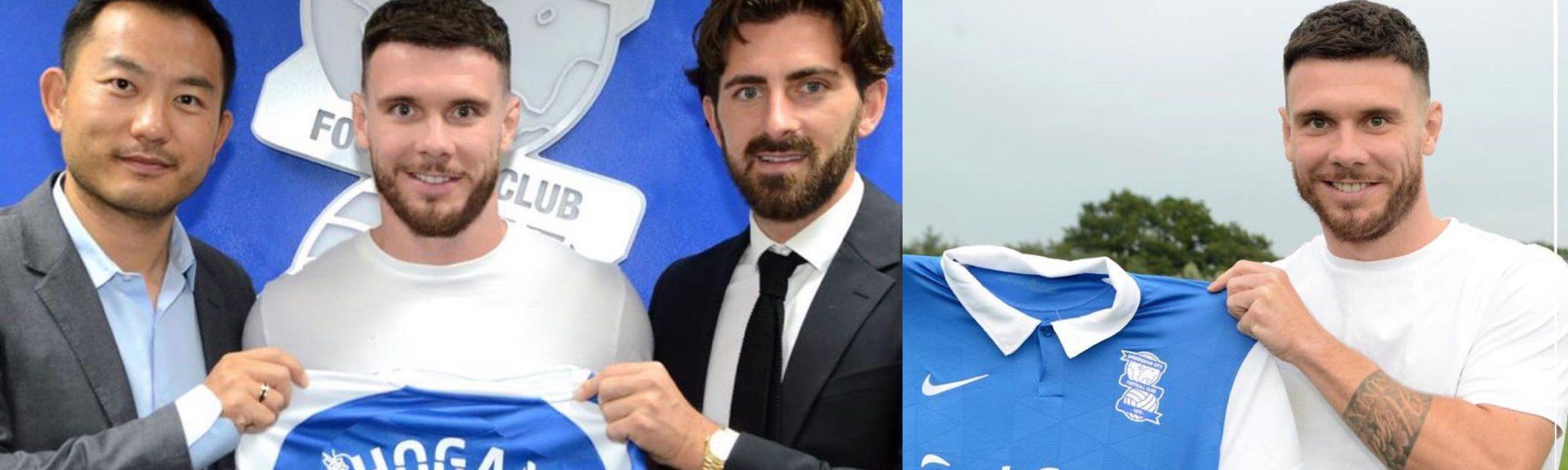 Scott Hogan joins Birmingham City