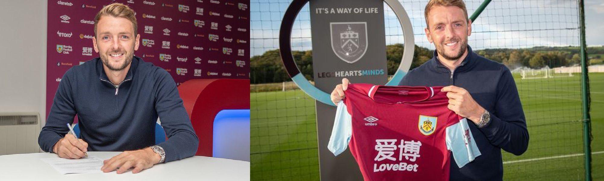Dale Stephens joins Burnley