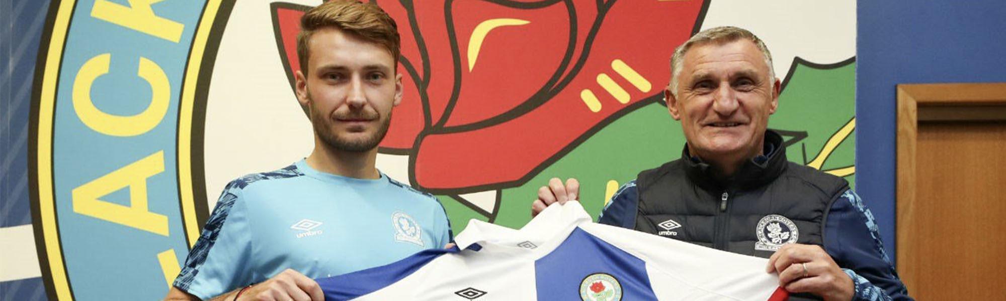 Tom Trybull Joins Blackburn Rovers