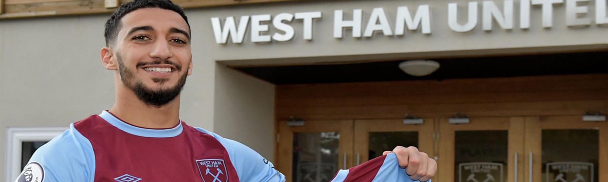 Saïd Benrahma joins West Ham