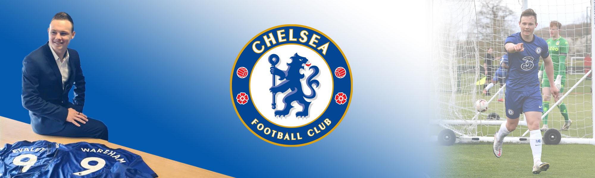Jayden Wareham joins Chelsea